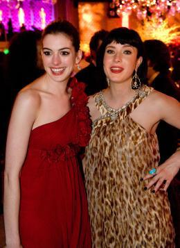 Juno Anne Hathaway et Diablo Cody - Cérémonie des Oscars 2008, Bal du Gouverneur photo 1 sur 20