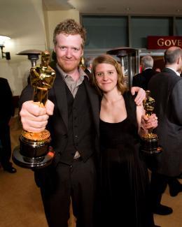 Markéta Irglova 80ème Cérémonie des Oscars 2008 photo 5 sur 21