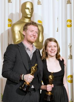 Markéta Irglova 80ème Cérémonie des Oscars 2008 photo 6 sur 21