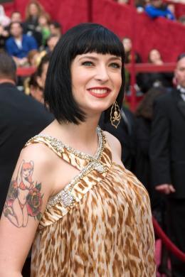 Juno Diablo Cody - Cérémonie des Oscars 2008, Tapis Rouge photo 7 sur 20