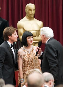 Juno Jason Bateman et Diablo Cody - Cérémonie des Oscars 2008, Tapis Rouge photo 8 sur 20
