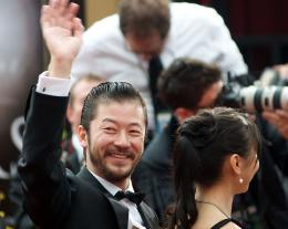 Tadanobu Asano 80�me C�r�monie des Oscars 2008 photo 8 sur 22