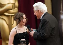 Juno Ellen Page - Cérémonie des Oscars 2008, Tapis Rouge photo 6 sur 20