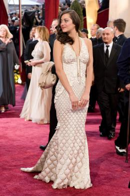 photo 318/393 - 80�me C�r�monie des Oscars 2008 - Marion Cotillard - © A.M.P.A.S.
