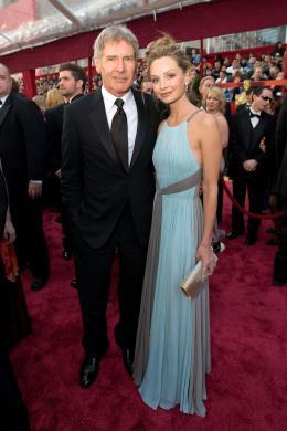 Calista Flockhart 80ème Cérémonie des Oscars 2008 photo 9 sur 15
