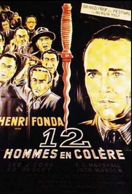photo 2/2 - Affiche originale - Douze hommes en colère - © Carlotta Films