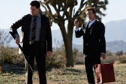 photo 29/67 - Owain Yeoman et Simon Baker - Saison 1 - Episode 17 - Mentalist - Saison 1 - © CBS