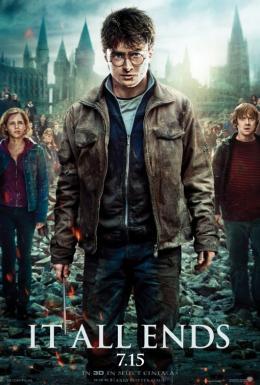 photo 111/132 - Harry Potter et Les Reliques de la Mort - 2�me Partie - © Warner Bros