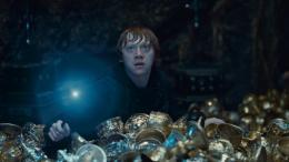 photo 21/132 - Rupert Grint - Harry Potter et Les Reliques de la Mort - 2�me Partie - © Warner Bros