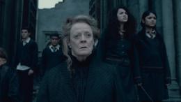 photo 18/132 - Maggie Smith - Harry Potter et Les Reliques de la Mort - 2ème Partie - © Warner Bros
