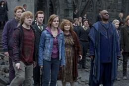 Julie Walters Harry Potter et Les Reliques de la Mort - 2ème Partie photo 10 sur 26