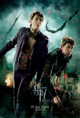 photo 105/132 - Harry Potter et Les Reliques de la Mort - 2�me Partie - © Warner Bros