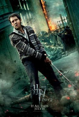 photo 100/132 - Harry Potter et Les Reliques de la Mort - 2ème Partie - © Warner Bros