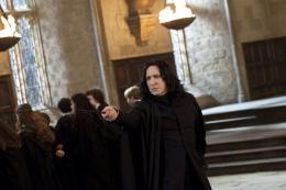 photo 55/132 - Alan Rickman - Harry Potter et Les Reliques de la Mort - 2ème Partie - © Warner Bros