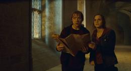 photo 16/132 - Rupert Grint, Emma Watson - Harry Potter et Les Reliques de la Mort - 2ème Partie - © Warner Bros