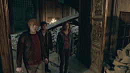 photo 10/132 - Rupert Grint, Daniel Radcliffe, Emma Watson - Harry Potter et Les Reliques de la Mort - 2�me Partie - © Warner Bros