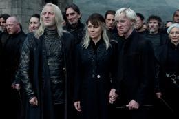 photo 40/132 - Jason Isaacs, Helen McCrory, Tom Felton - Harry Potter et Les Reliques de la Mort - 2ème Partie - © Warner Bros