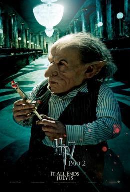 photo 106/132 - Harry Potter et Les Reliques de la Mort - 2�me Partie - © Warner Bros