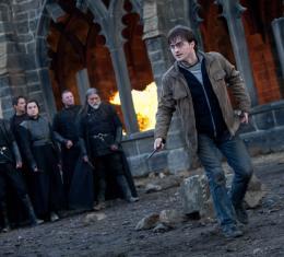 photo 29/132 - Daniel Radcliffe - Harry Potter et Les Reliques de la Mort - 2ème Partie - © Warner Bros