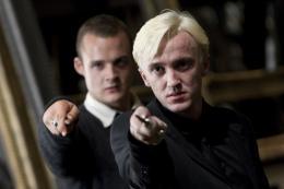 photo 27/132 - Josh Herdman, Tom Felton - Harry Potter et Les Reliques de la Mort - 2ème Partie - © Warner Bros
