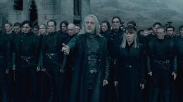 photo 20/132 - Jason Isaacs, Helen McCrory - Harry Potter et Les Reliques de la Mort - 2ème Partie - © Warner Bros