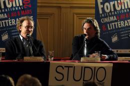 Frederic Schoendorffer Forum Littérature et Cinéma de Monaco 2008 photo 8 sur 8