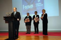 Forum International Cinéma & Littérature De Monaco 2008 Cérémonie d'ouverture - Forum Littérature et Cinéma de Monaco 2008 photo 6 sur 49