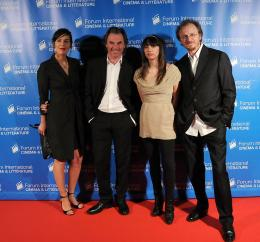 Frederic Schoendorffer Forum Littérature et Cinéma de Monaco 2008 photo 7 sur 8