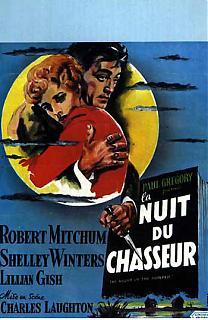 photo 9/12 - Affiche cinéma originale - La Nuit du chasseur
