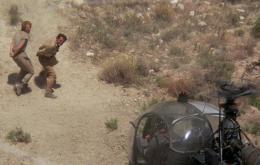 Deux hommes en fuite photo 2 sur 4