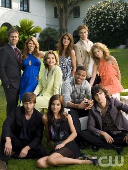photo 48/55 - Affiche - Saison 1 - 90210 - Nouvelle génération - Saison 1 - © CW