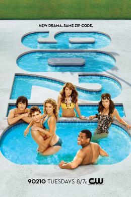 photo 54/55 - Affiche - Saison 1 - 90210 - Nouvelle génération - Saison 1 - © CW
