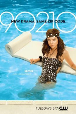 photo 52/55 - Affiche - Saison 1 - 90210 - Nouvelle g�n�ration - Saison 1 - © CW