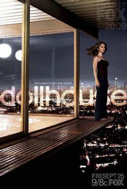 photo 158/161 - Affiche promo Saison 2 - Dollhouse - La Série - L'intégrale