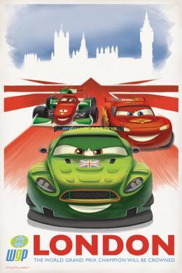 photo 88/122 - Cars 2 - © Walt Disney Studios Motion Pictures France