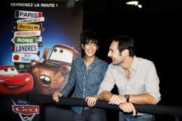 photo 73/122 - Mélanie Doutey et Gilles Lellouche - Cars 2 - © Walt Disney Studios Motion Pictures France
