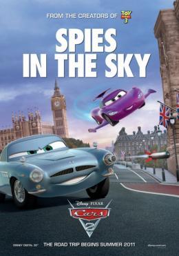 photo 97/122 - Cars 2 - © Walt Disney Studios Motion Pictures France