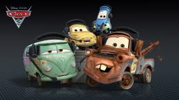 photo 47/122 - Cars 2 - © Walt Disney Studios Motion Pictures France