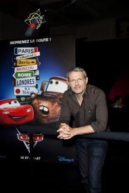 photo 62/122 - Lambert Wilson - Cars 2 - © Walt Disney Studios Motion Pictures France