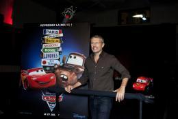photo 66/122 - Lambert Wilson - Cars 2 - © Walt Disney Studios Motion Pictures France