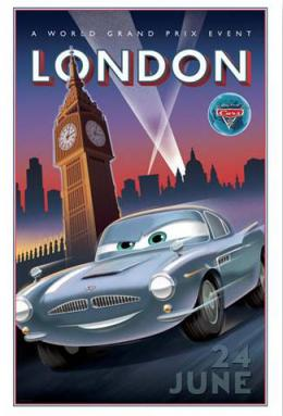 photo 79/122 - Cars 2 - © Walt Disney Studios Motion Pictures France