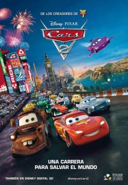 photo 107/122 - Cars 2 - © Walt Disney Studios Motion Pictures France