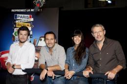 photo 72/122 - Guillaume Canet, Gilles Lellouche, Mélanie Doutey et Lambert Wilson - Cars 2 - © Walt Disney Studios Motion Pictures France