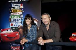 photo 65/122 - Mélanie Doutey et Lambert Wilson - Cars 2 - © Walt Disney Studios Motion Pictures France