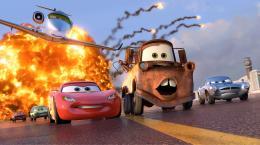 photo 11/122 - Cars 2 - © Walt Disney Studios Motion Pictures France