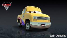 photo 14/122 - Cars 2 - © Walt Disney Studios Motion Pictures France