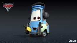 photo 27/122 - Cars 2 - © Walt Disney Studios Motion Pictures France