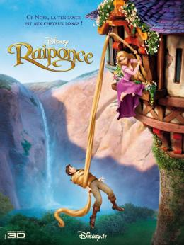 photo 67/111 - Affiche française - Raiponce - © Walt Disney Studios Motion Pictures France