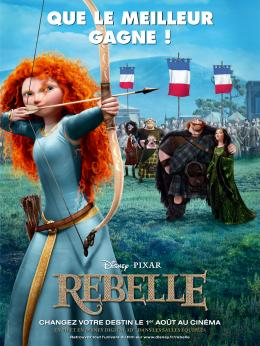 photo 96/114 - Rebelle - © Walt Disney Studios Motion Pictures France