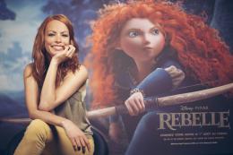 photo 51/114 - Bérénice Béjo - Rebelle - © Walt Disney Studios Motion Pictures France